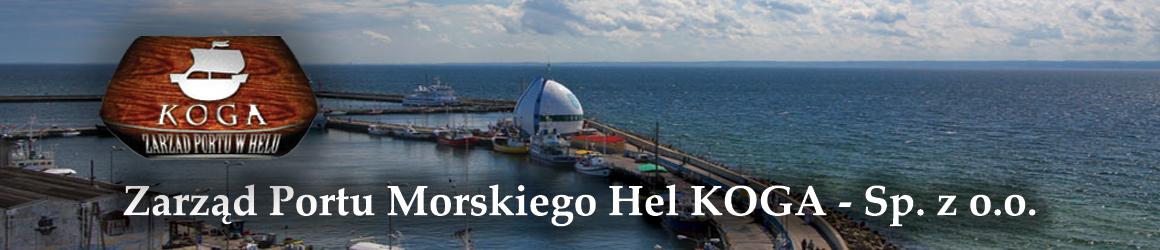 Zarząd Portu Morskiego Hel Koga Sp. z o.o.